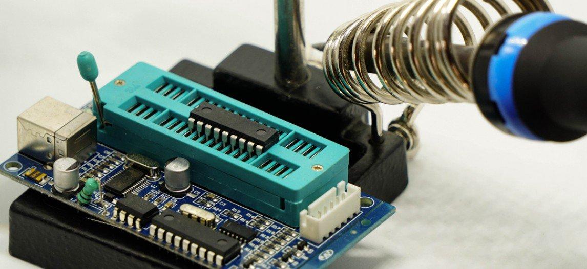 Weller WLC100 40-Watt Analogique Station de Soudage Léger Crayon À faire soi-même projets