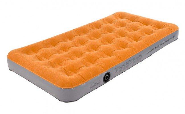 Produits dext/érieur Mousse compacte avec oreiller attach/é l/éger pour matelas gonflable ext/érieur gonflable pour 2 personnes matelas de couchage auto-gonflant double camping abordable