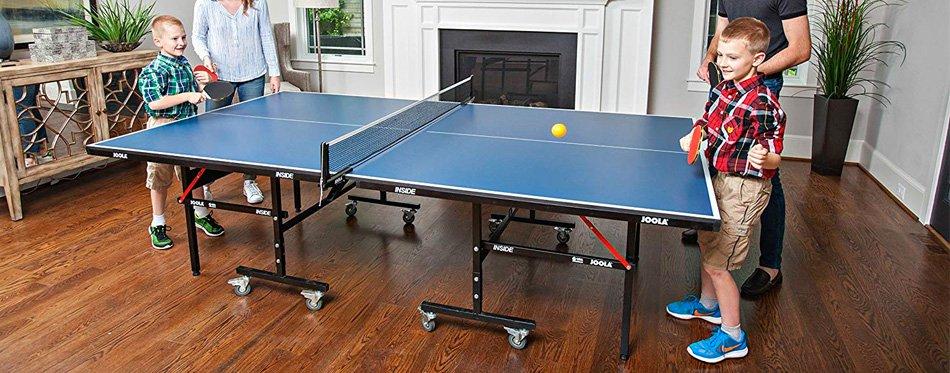 Joola Table de Tennis de Table Taille Moyenne