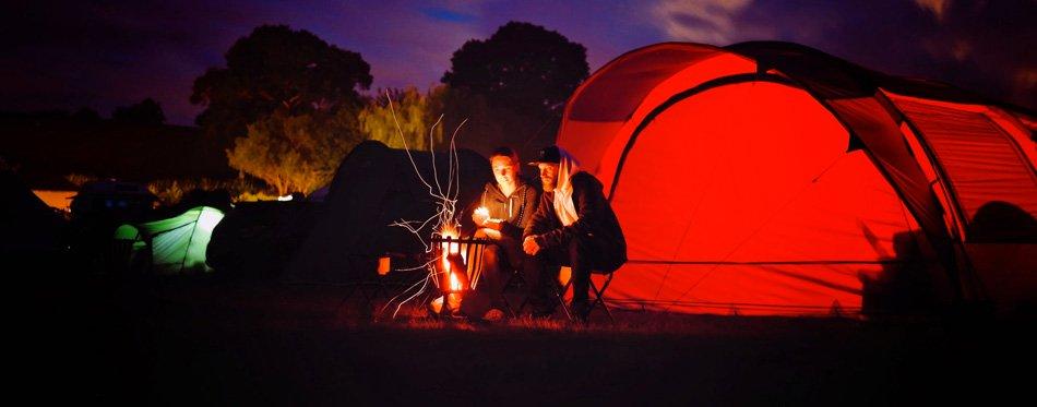 Comment chauffer une tente? Chauffage à faire soi même en