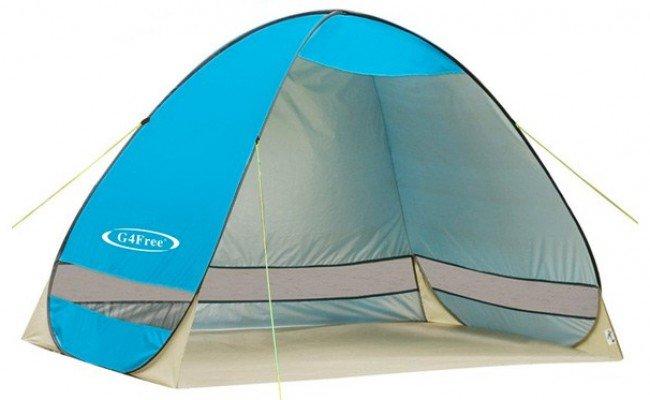 Noblik Camping en Plein Air Pyramide Tente Ultra-L/éGer Grand Abri Soleil Abri Tipi avec Po/êle Tuyau Trou pour Randonn/éE Randonn/éE P/êChe Plage