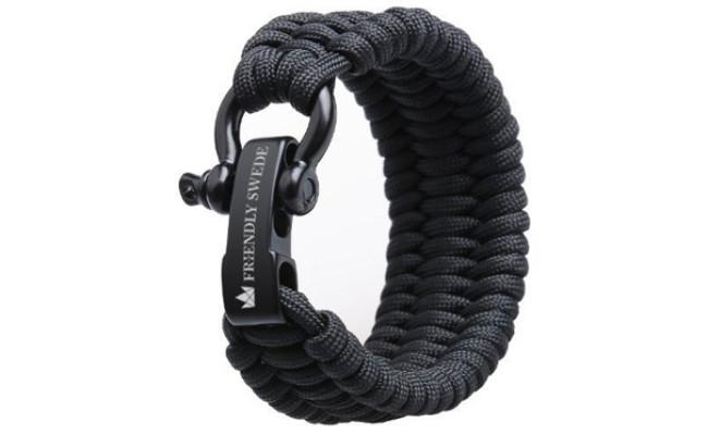 Noir Qianghong Bracelet de Survie Paracord avec sifflet Hommes Femmes Randonn/ée p/édestre Camping Bateau Urgence Paracord Bracelet de Corde pour activit/és de Plein air par TheBigThumb